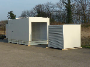 Containers, Canopies, Enclosures & Plant Rooms